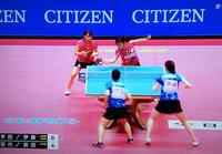 全日本卓球選手権が今日と明日テレビで放映されます - スポック艦長のPhoto Diary