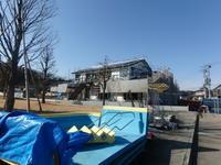 木工事が進んでいます - 吉田建築計画事務所-プロジェクト-