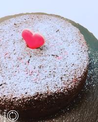 ガトーショコラ モカ(レシピ付き) - 調布の小さな手作りお菓子教室 アトリエタルトタタン