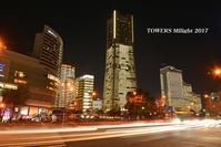 一夜限りのライトアップ『横浜』⑤ - 写愛館