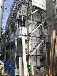 世田谷区賃貸併用住宅 - Ki-Style Log