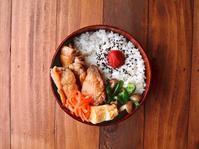 1/19(金)鶏の照焼き弁当 - おひとりさまの食卓plus