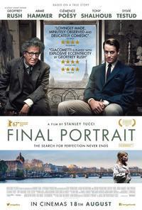 「ジャコメッティ 最後の肖像」 - ヨーロッパ映画を観よう!