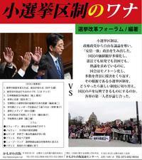 小選挙区制のワナ - FEM-NEWS