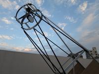 60cmドブソニアン自作記(195)台車を修理する - 亜熱帯天文台ブログ