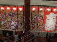 今月の歌舞伎座は、壽初春大歌舞伎 - K's Sweet Kitchen