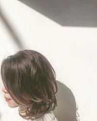 春を感じるミディstyle☆ - COTTON STYLE CAFE 浦和の美容室コットンブログ