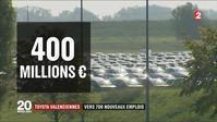 トヨタのフランス工場、従業員増員 - ときどき日誌 sur NetVillage