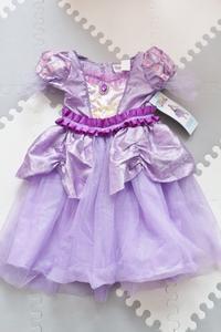 娘のカーニバルの衣装はプリンセスに☆ - ドイツより、素敵なものに囲まれて②