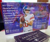 NYジャイアンツのクォーターバック、イーライ・マニング(Eli Manning)さんと記念写真!! - ニューヨークの遊び方