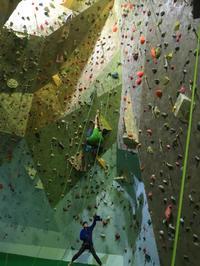 登攀塾(1月10、17日) - ちゃおべん丸の徒然登攀日記