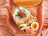 1/22(月)柚子胡椒チキンソテー弁当 - おひとりさまの食卓plus