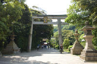 太平記を歩く。その191「石清水八幡宮」京都府八幡市 - 坂の上のサインボード