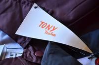 TONYのコーチジャケット。 - DAKOTAのオーナー日記「ノリログ」