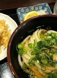 讃州製麺 - 日記 イキルコトは食べること