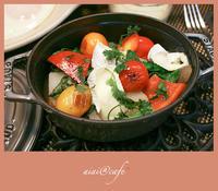 冬のおもてなしに!ベジスープ煮・とろけるカマンベール - aiai @cafe