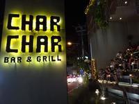 2017年 渡バリ12*オベロイ通りで一際目を引く「CHAR CHAR」でディナー - Kirana×Travel