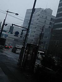 大雪警報 - イ課長ブログ