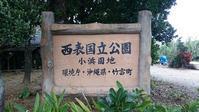 おにぎり持って小浜島(笑) - スカパラ@神戸 美味しい関西 メチャエエで!!
