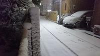 関東は、大雪です! - Vintage-Watch&Car ♪