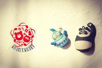 限定マネキシリーズ「パンダ」、限定カシラ「青い鳥」の販売開始日のお知らせです。 - 職人的雑貨研究所