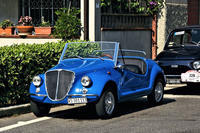 『 Vignale Gamine / FIAT500 』 - いなせなロコモーション♪