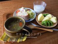 朝食プレート - yamatoのひとりごと