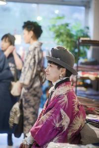 2/25神戸キモノデコレーションvol.9開催! - konogoro