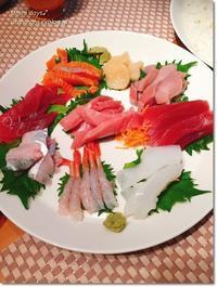 手巻き寿司~♪ - うひひなまいにち