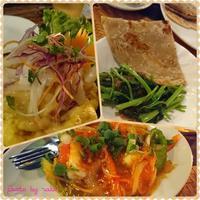 大阪梅田でマレーシア料理を食べるなら♪ - ずっと飾って楽しめる♪シュガークラフトケーキ作家 らぶのブログ