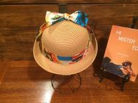 "WOLF&RITA  ""SOLANGE-Hat(ED RUSCHA)""  【WR18ss-137-01】 - LOB SHOP"