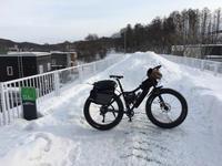 【アイスブルベ準備】最終調整  〜風邪だけはご勘弁〜 - 札幌の自転車乗りKAZ ビボーログ(備忘録)