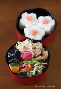 ムーチービーサ ✿ bento&晩ご飯(๑¯﹃¯๑)♪ - **  mana's Kitchen **