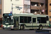 (2018.1) 京都市交通局・337 - バスを求めて…