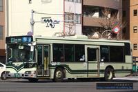 (2018.1) 京都市交通局・515 - バスを求めて…