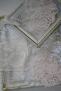 クロッシェレースのドイリー - Knitting Note