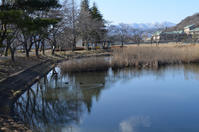 大槻公園から遊歩道へ・・「トリムコースの挑戦!」 - Nature World & Flyfishing