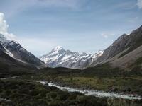 ニュージーランドの最高峰!Mt.Cookを眺めるHooker Valleyへトレッキング ~NZバスの旅 21日目(後半)~ - 南米・中東・ちょこっとヨーロッパのアイスクリーム旅