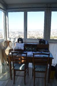 マルセイユで白キルト勉強会①VERMICULEの巻き - アルルの図書館* 旅する古道具屋