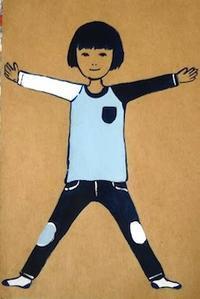 雪積もらず - たなかきょおこ-旅する絵描きの絵日記/Kyoko Tanaka Illustrated Diary