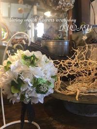 『そうですよねー!』 -  Flower and cafe 花空間 ivory (アイボリー)