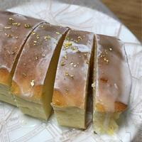 レモンケーキ - Pistachio green