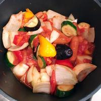 ラタトゥイユ@山本麗子「101の幸福なレシピ」。カポナータとの違いについてもね♪ - Isao Watanabeの'Spice of Life'.