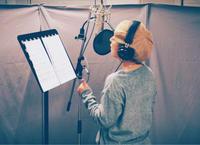 Recording‼️ - singer KOZ ポツリ唄う・・・