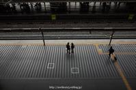 platform - Noriko's Photo  -light & shadow-