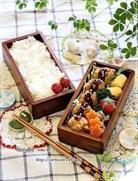 メンチカツ弁当と今夜はスンドゥブチゲ♪ - ☆Happy time☆