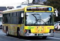伊勢詣で?電気バス - きょうはなに撮ろう