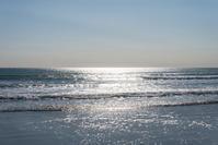 今日の午前中の海 - 東に向かえば海がある