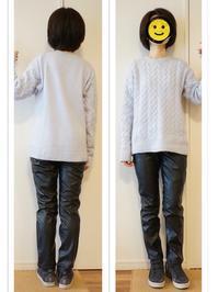 オフ : 防寒のフェイクレザーパンツ - Mirror Mirror...