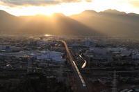 迎えたハイライト - 新幹線の写真